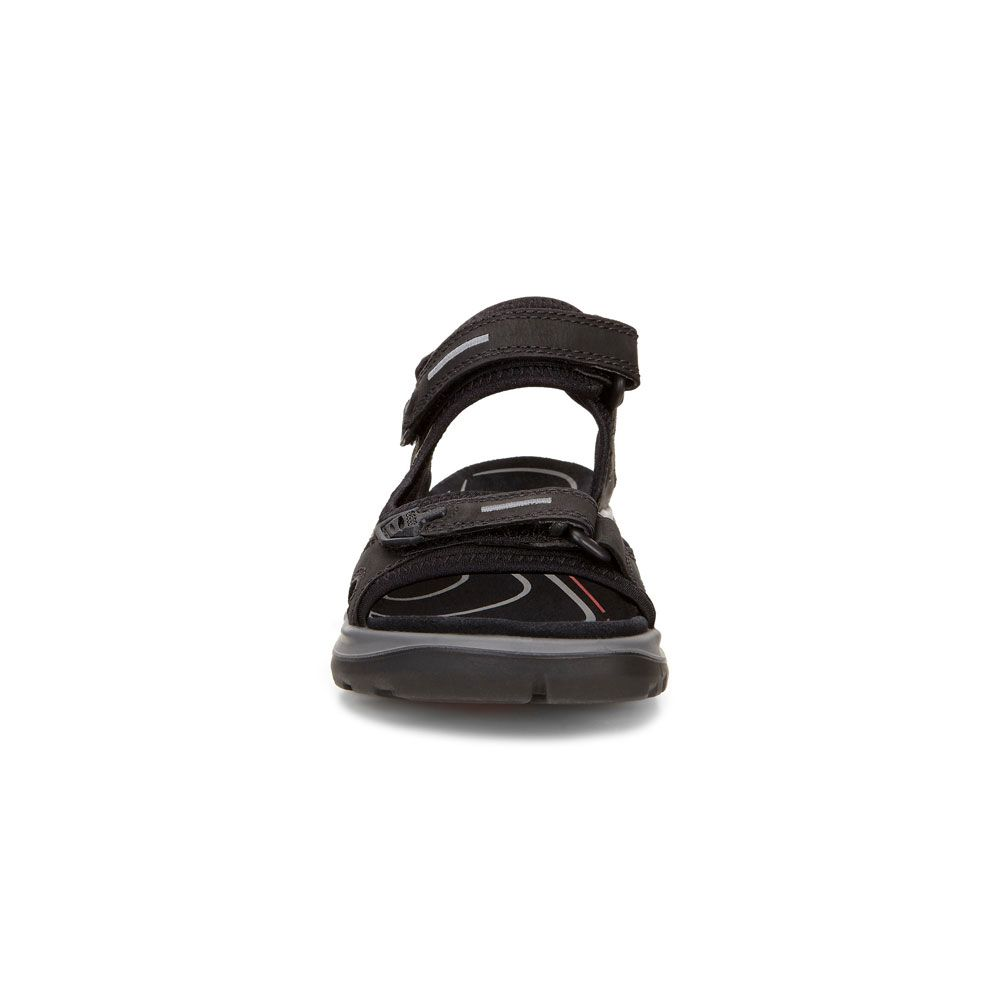 Ecco Offroad Sandal Women black mole black