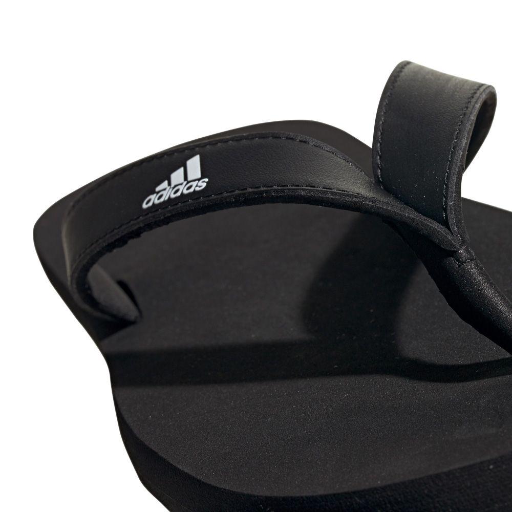 large assortment genuine buy popular adidas - Eezay Flip-Flops Women core black footwear white