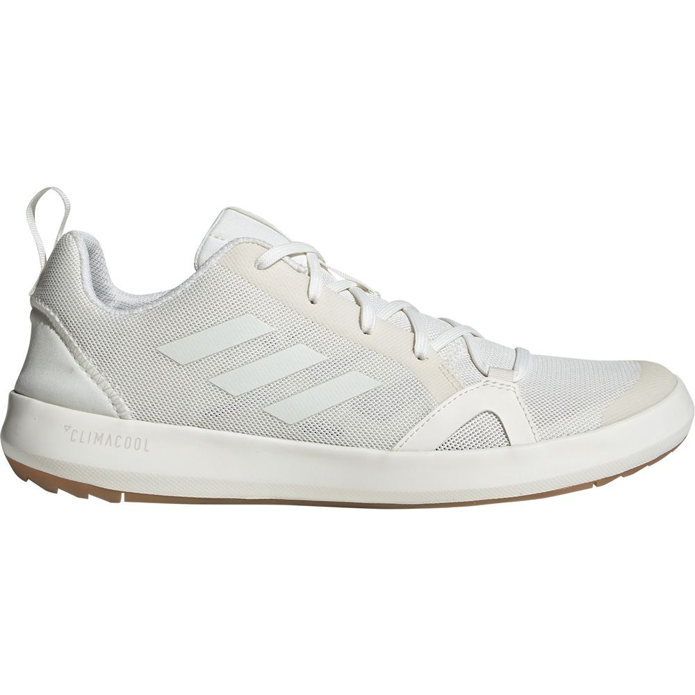 adidas Terrex Climacool Boat Shoes Men non dyed chalk white grey one