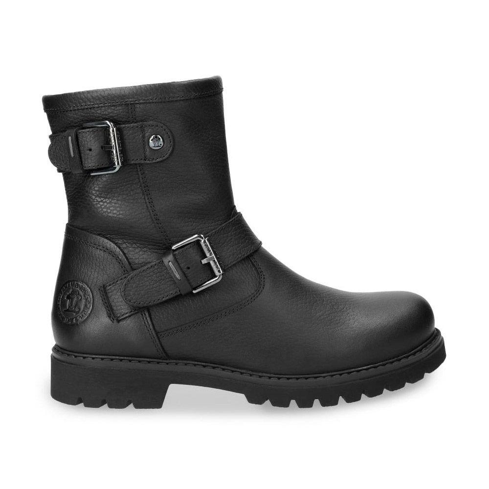 bf06acaf05be09 Panama Jack - Felina Igloo B18 Napa Grass Boots Women black at Sport ...