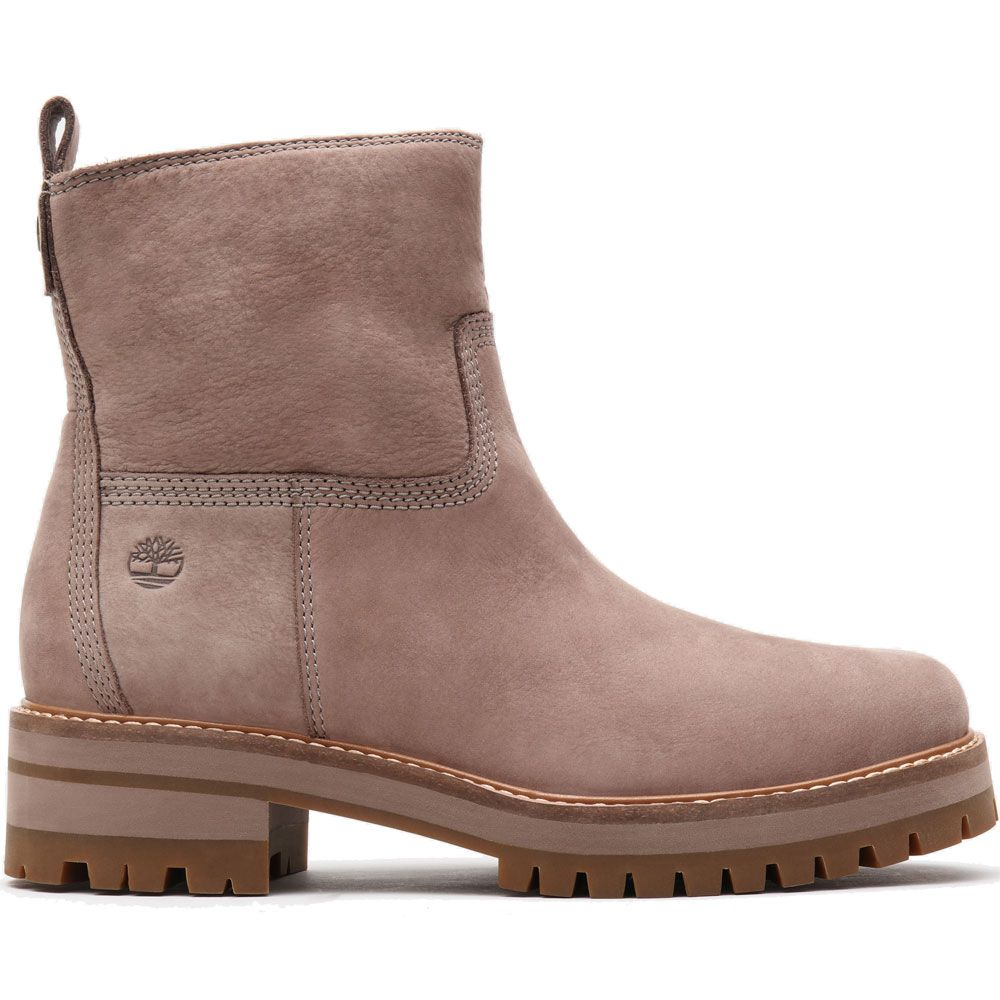 Crítico invierno Relativamente  Timberland - Courmayeur Valley Warm Boot Women grey at Sport Bittl Shop