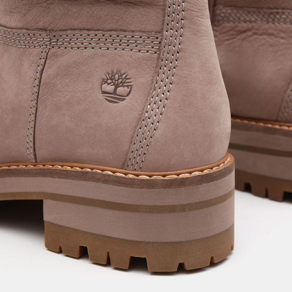 Timberland Klassische Stiefel Für Damen Schwarz Stiefel