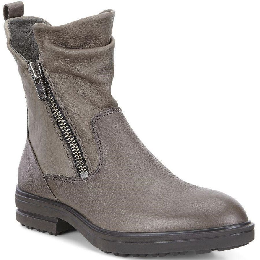 edbffb97 Ecco - Zoe Boots Women stell warm grey at Sport Bittl Shop