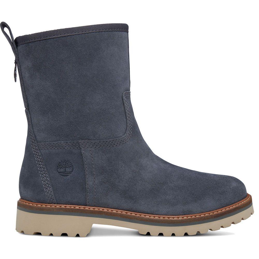 Dark Damen Wp Suede Valley Grey Boots Timberland Chamonix gvYy76bf