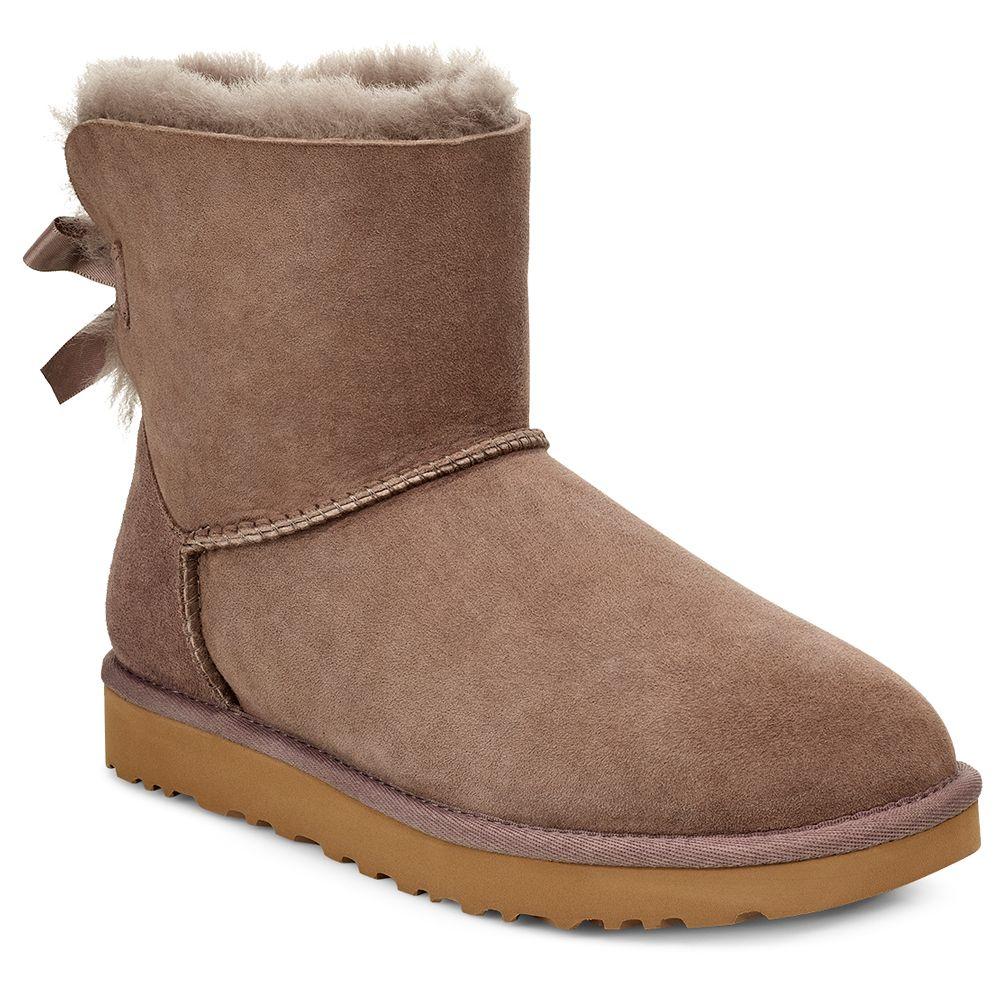 UGG Mini Bailey Bow Boots Women chestnut