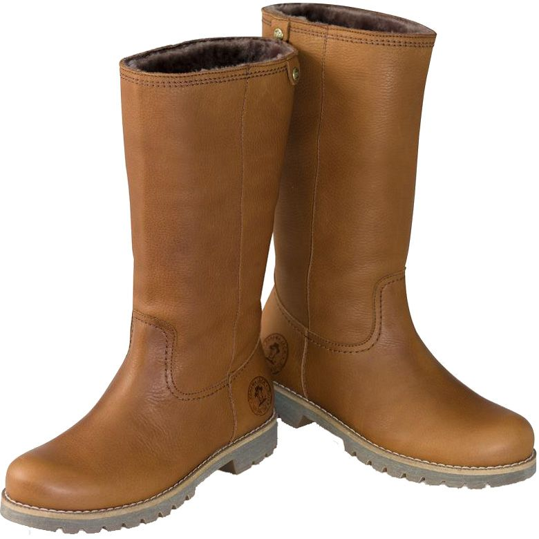 128f1d2222d6b8 Panama Jack - Bambina Igloo B2 Leather Boots Women brown at Sport ...