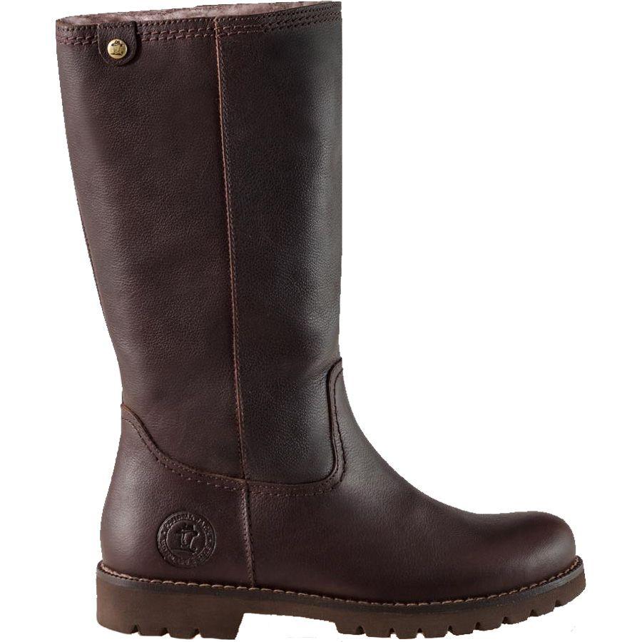 bcef4b362bf298 Panama Jack - Bambina Igloo B1 Lederstiefel Damen braun kaufen im ...