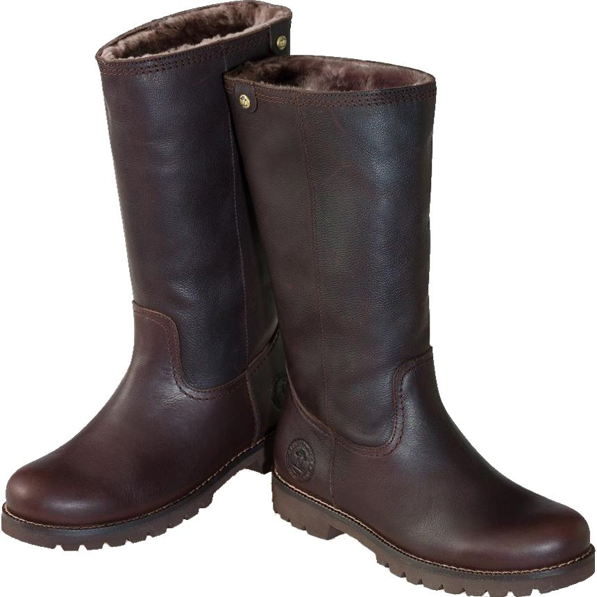 32e638d31fc878 Panama Jack - Bambina Igloo B1 Leather Boots Women brown at Sport ...