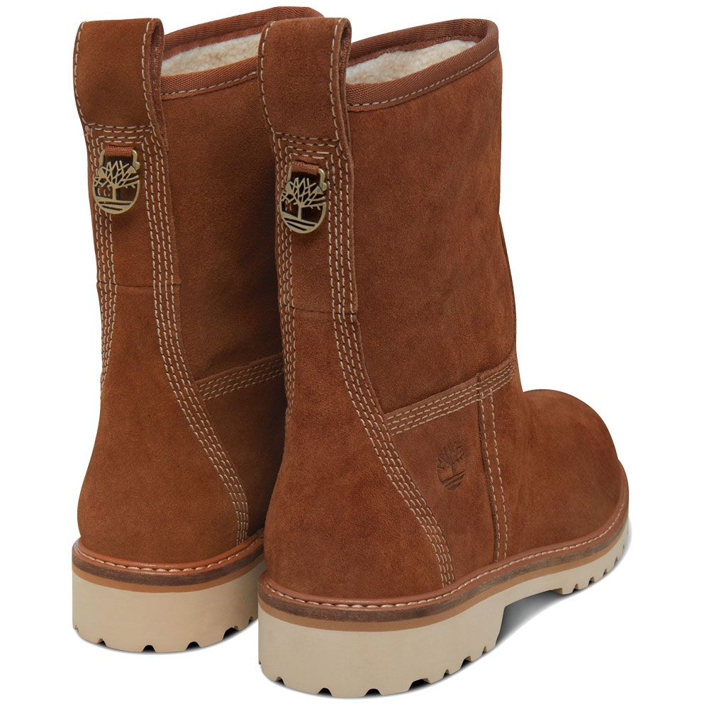 Timberland - Chamonix Valley Winter Boots Women dark rubber suede at ... 93670117ea