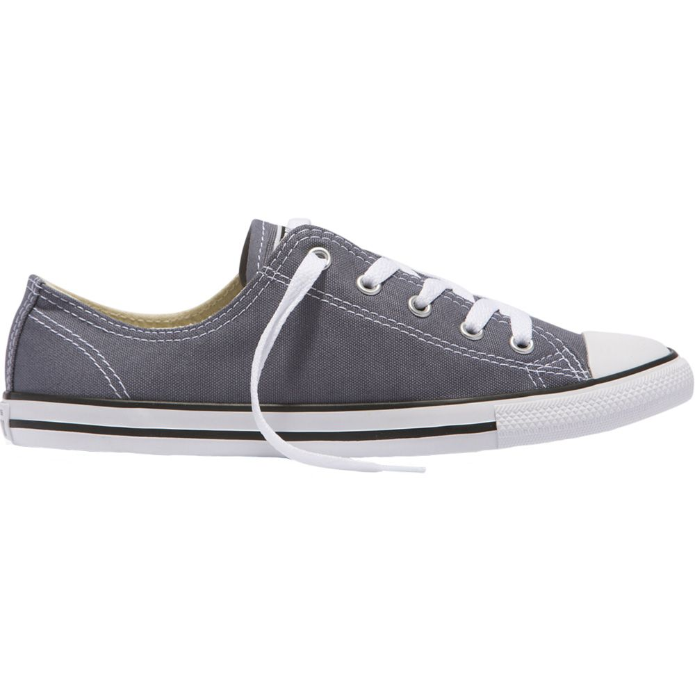 Converse Chuck Taylor All Star Dainty Canvas light carbon white