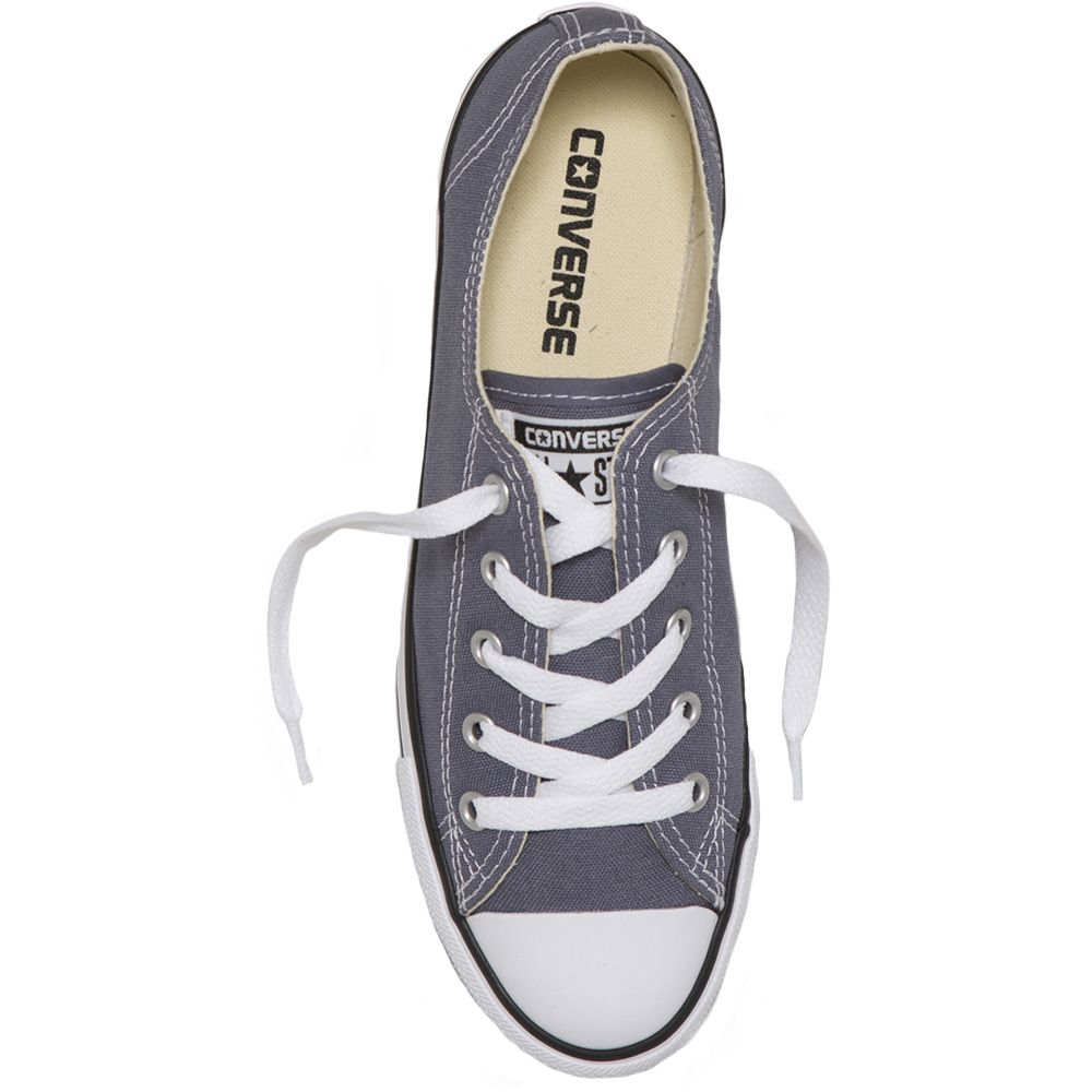 0e3d7c78d93e Converse - Chuck Taylor All Star Dainty Canvas light carbon white at ...