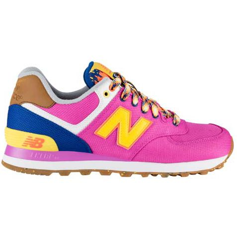 New Balance - WL574 EXB Sneaker women urchn pink at Sport ...