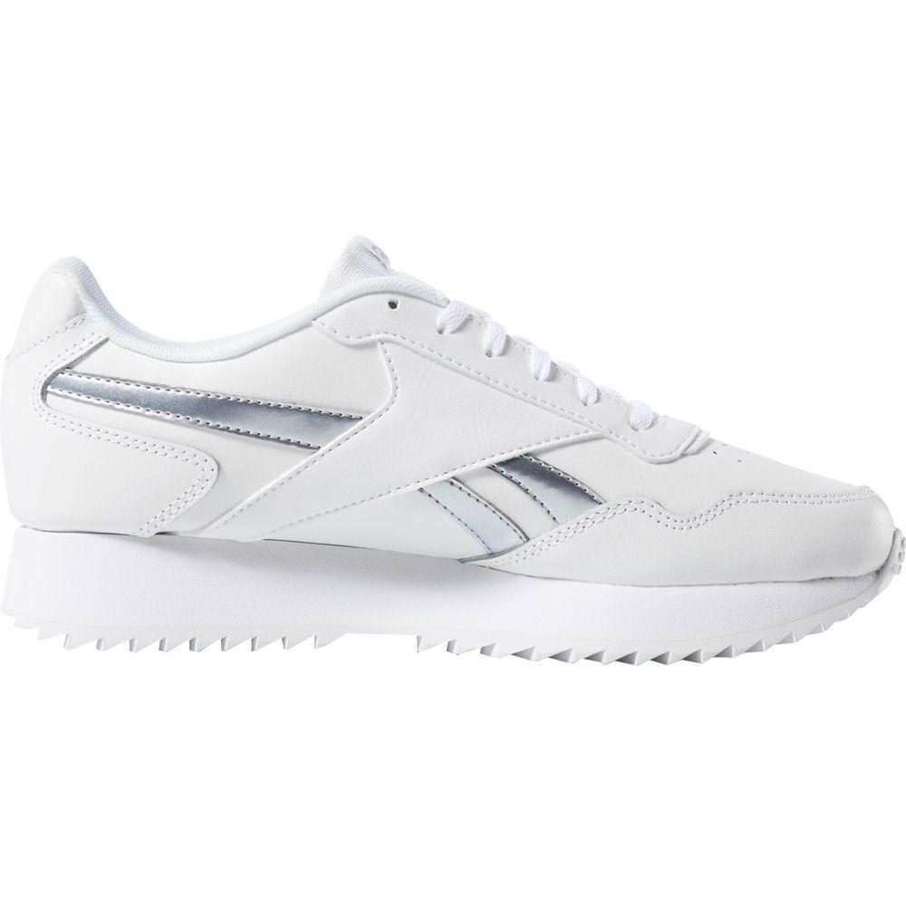 Reebok Royal Glide Damen white silver