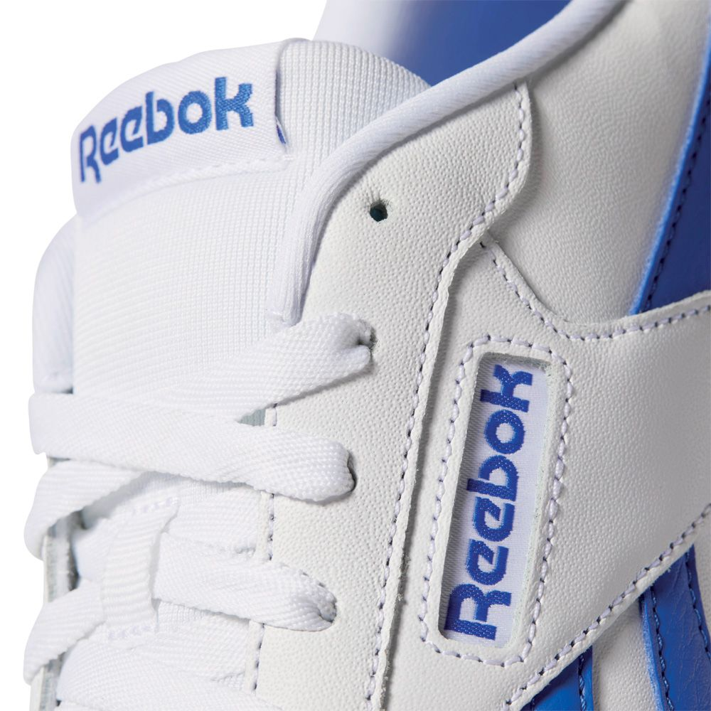 REEBOK Men's Fitness Walking Shoes Royal Glide blue