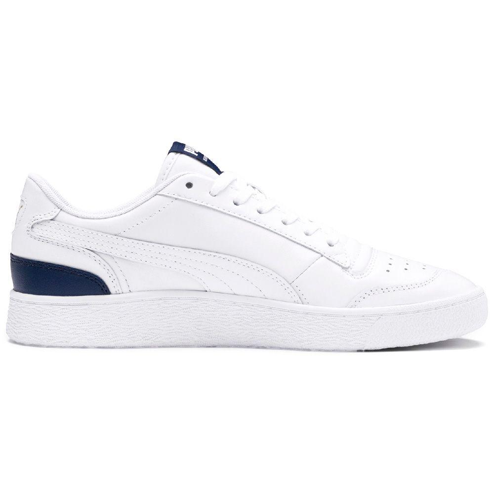 Ralph Sampson Lo Sneaker Men puma white
