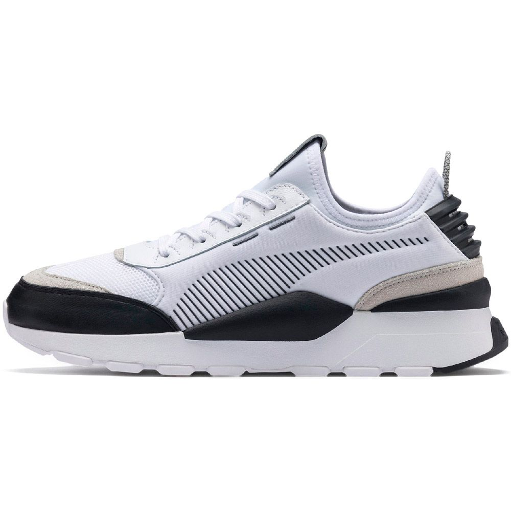 Puma - RS-0 Core Sneaker Men puma white castlerock gray violet