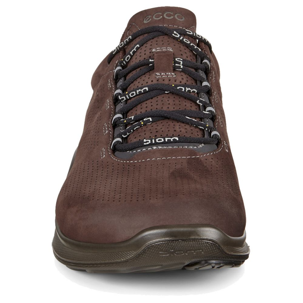 in stock 6cfab 4436a Ecco - Biom Fjuel Sneaker Men mocha at Sport Bittl Shop