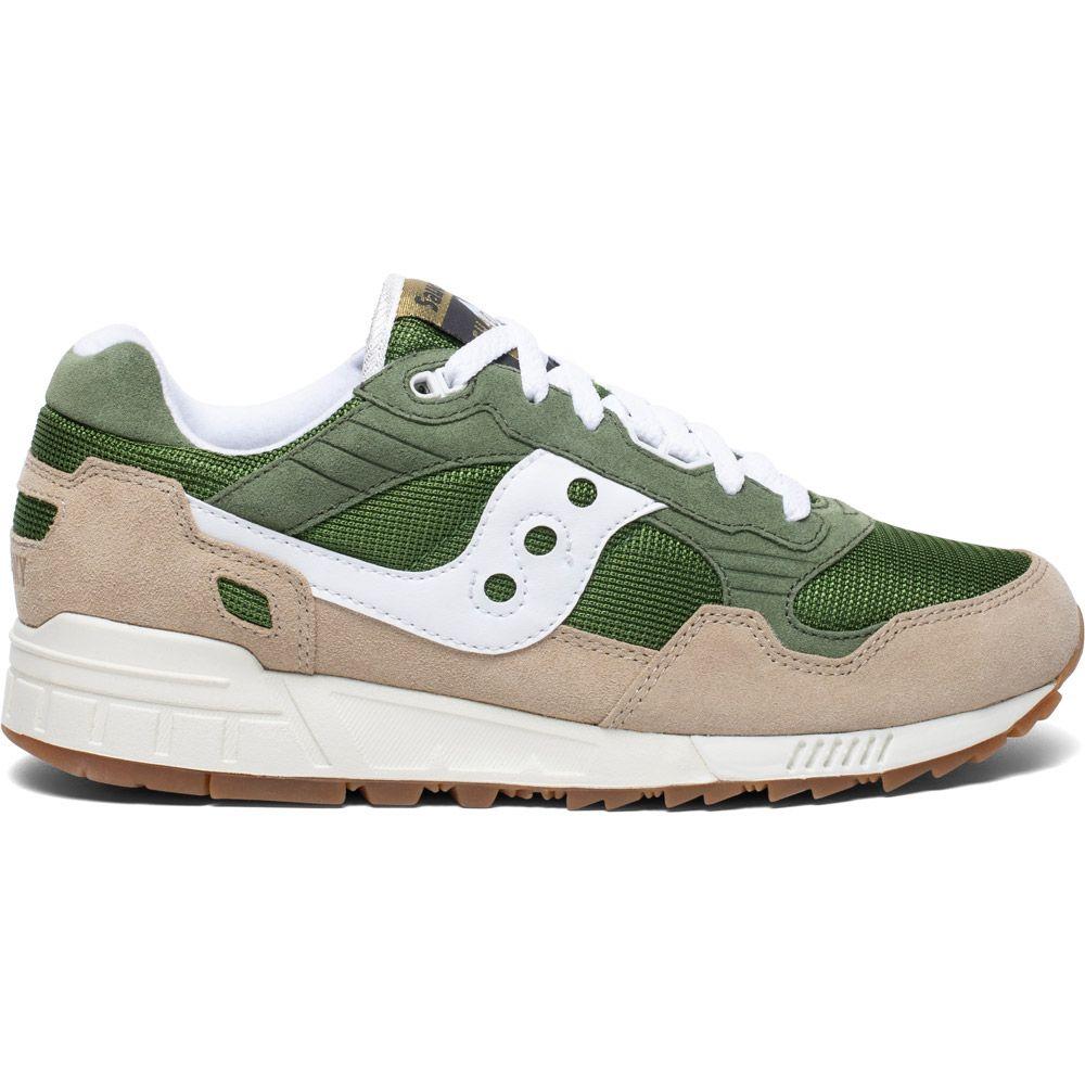 Saucony - Shadow 5000 Sneaker Men green