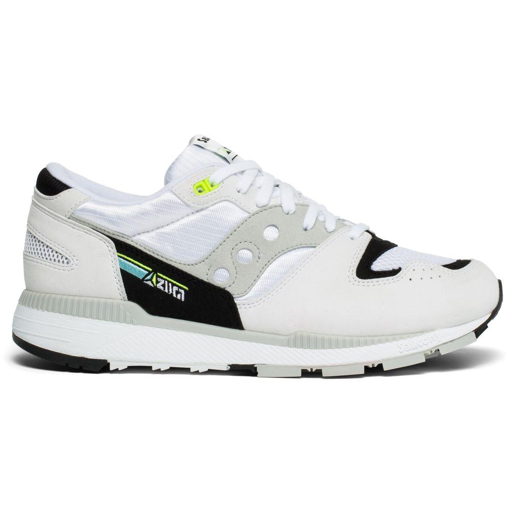 Saucony Azura Sneaker Herren weiß grau