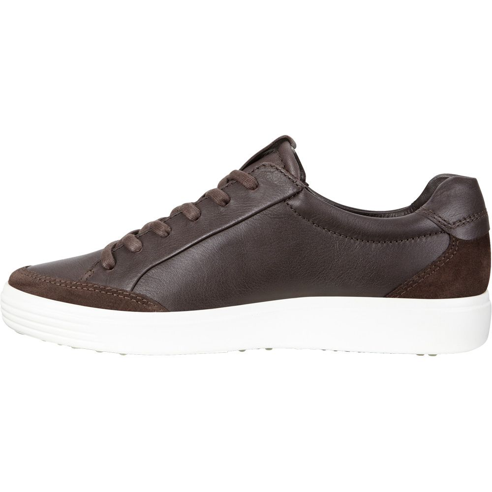 Ecco Mocha Sneaker Men Sport 7 Soft Coffee M At Bittl Shop Suede 0nOwPk