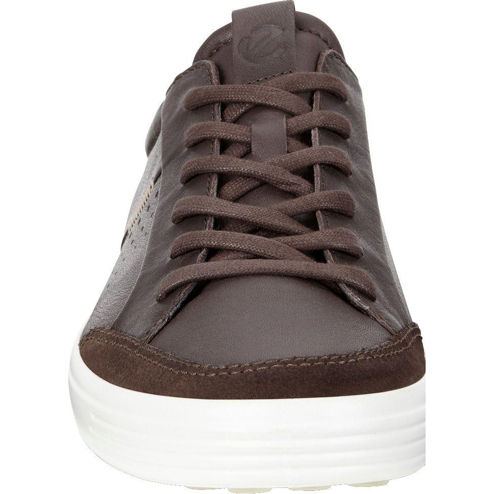 Soft 7 M Sneaker Men coffee mocha suede