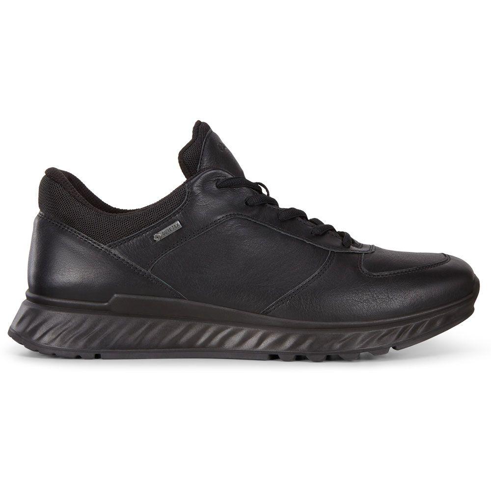 klar und unverwechselbar Neuestes Design hell im Glanz Ecco - Exostride GORE-TEX® Shoe Men black