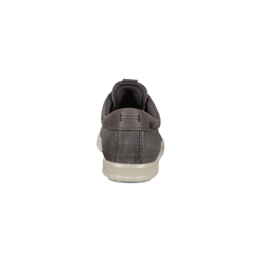 Ecco Collin 2.0 Sneaker Herren moonless titanium moonless