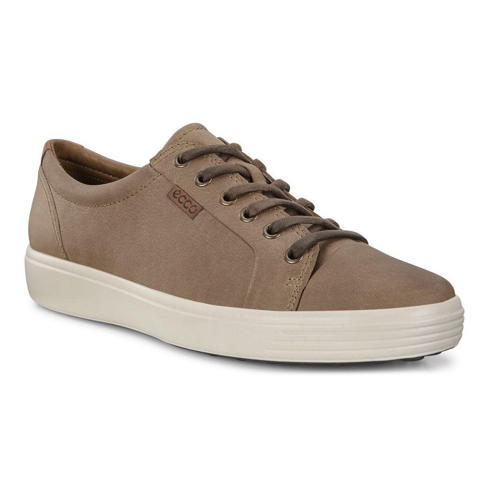 Soft 7 Leather Sneaker Men navaja brown