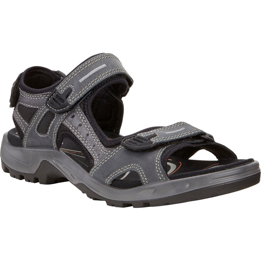 ECCO | Offroad Marine Oil Leather Sandal | Nordstrom Rack