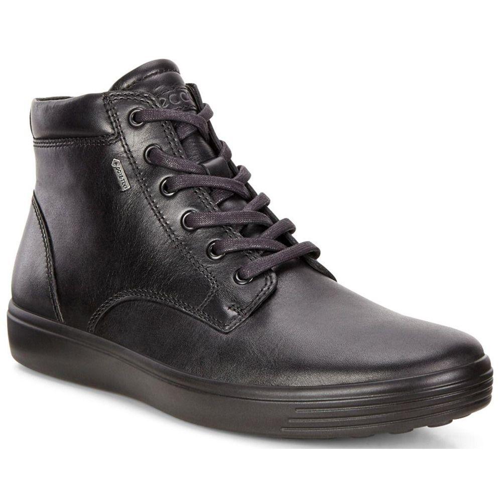1a42059f73 Ecco - Soft 7 GTX® MID Sneaker Men black
