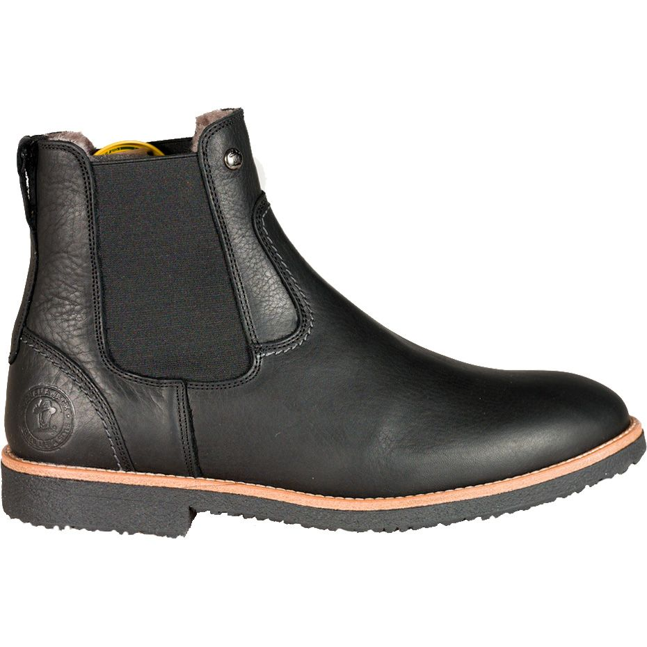 64e33a0398376d Panama Jack - Garnock Igloo C2 Leather Ankle Boots Men black at ...