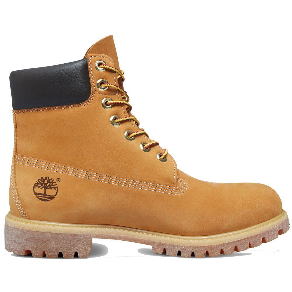 Timberland 6 Inch Premium Stiefel Herren gelb