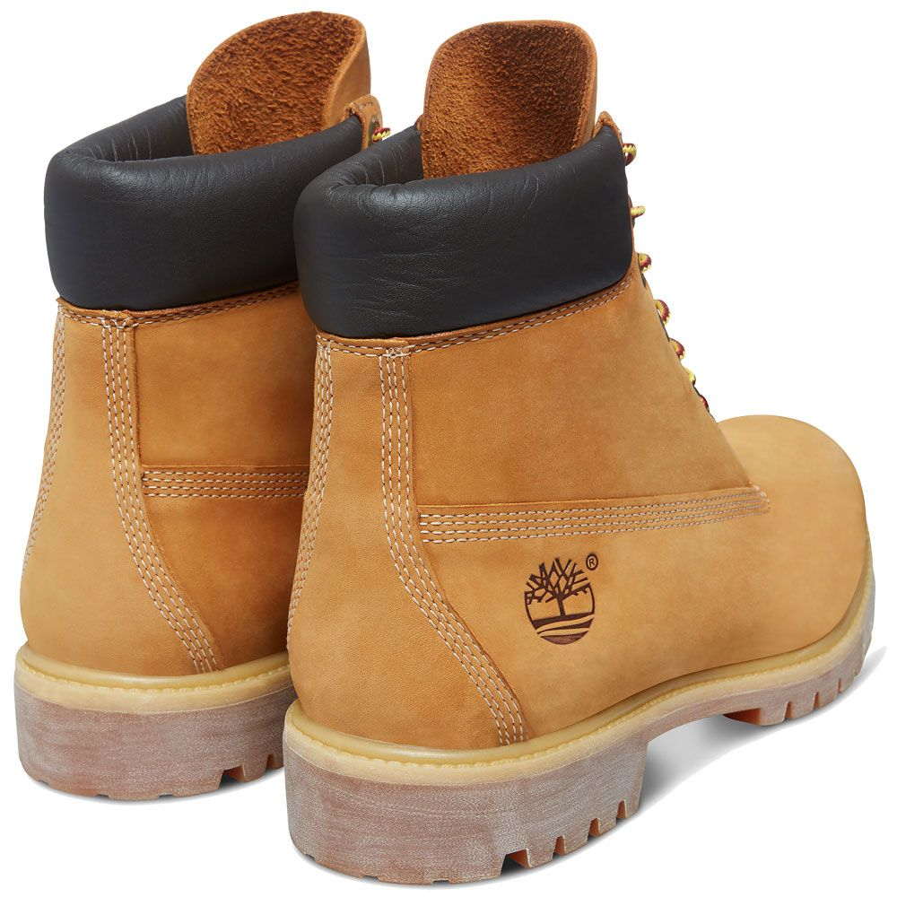 Timberland 6 Inch Premium Boots Men yellow