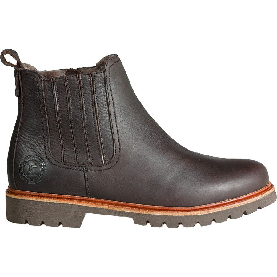 b482370996c Panama Jack - Bill Igloo C2 Leather Ankle Boots Men brown at Sport ...