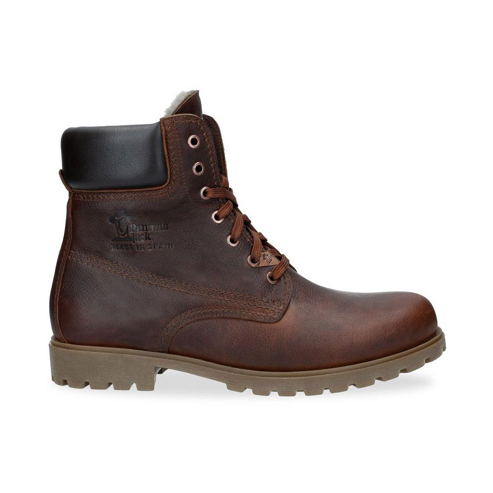 aeeee296ae5 Panama Jack - Panama 03 Igloo C18 Napa Grass Boots Men chestnut at ...