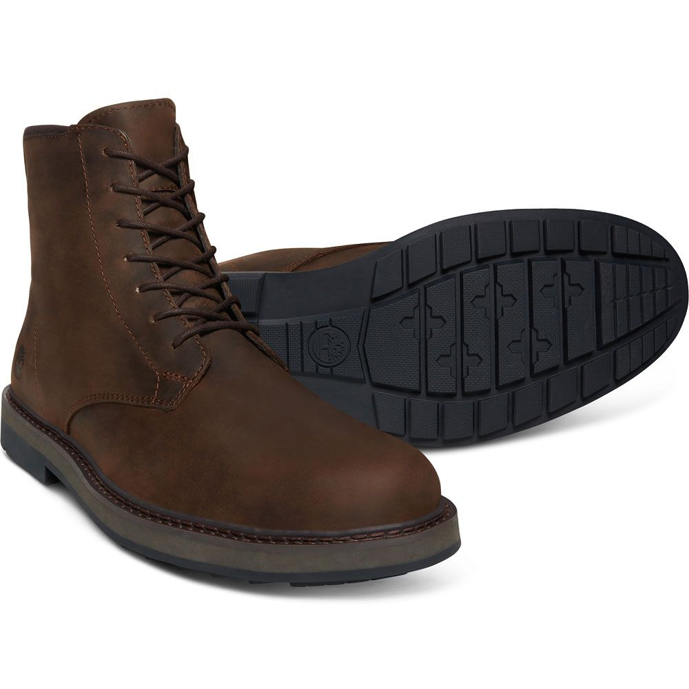 Timberland Squall Canyon Stiefel Herren potting soil saddleback