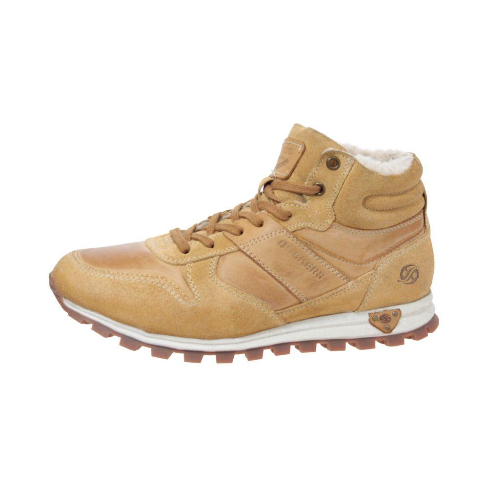 Dockers Hohe Sneaker Herren golden tan