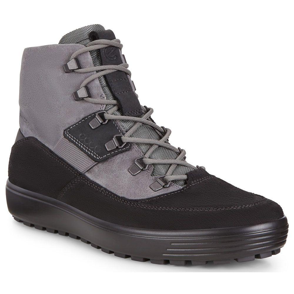 Ecco - Soft 7 Tred Boot Men black
