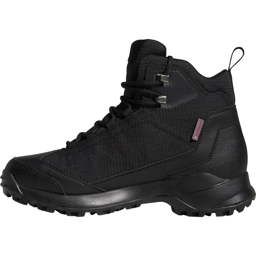 adidas Terrex Heron Mid CW Hiking Boots Men core black grey four
