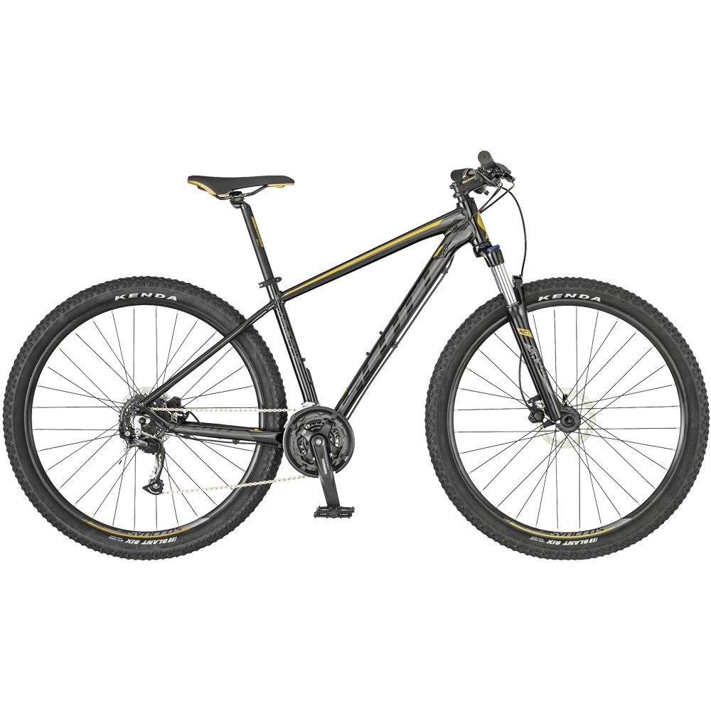 Bike Aspect 750 black/bronze