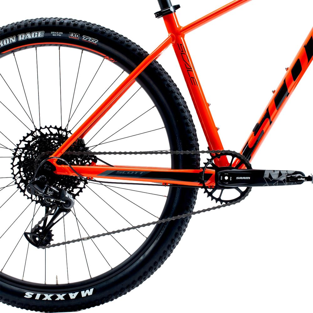 Scale 960 orange