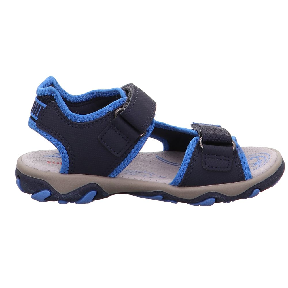 Blue Superfit Boys Mike 2 Sandals