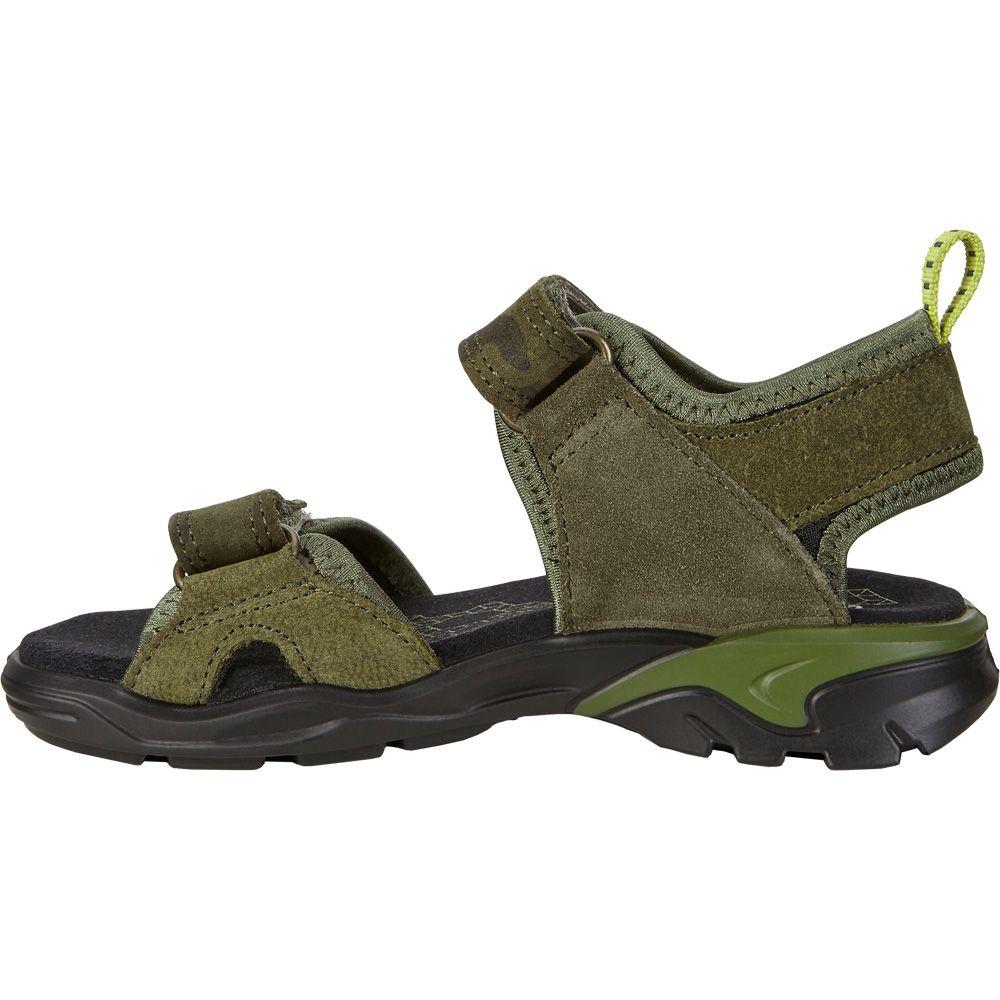 Ecco Biom® Raft Sandal Kids grape leaf