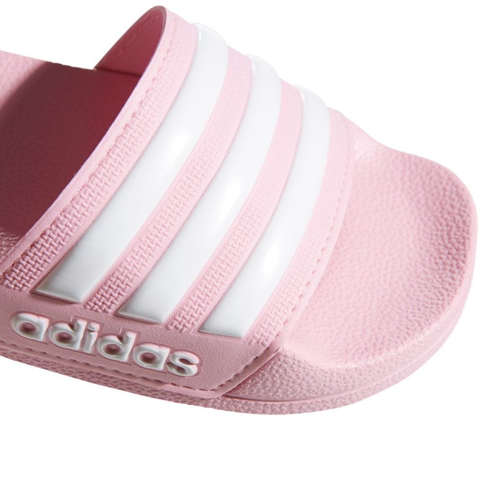 adidas Adilette Shower Slides Kids true pink footwear