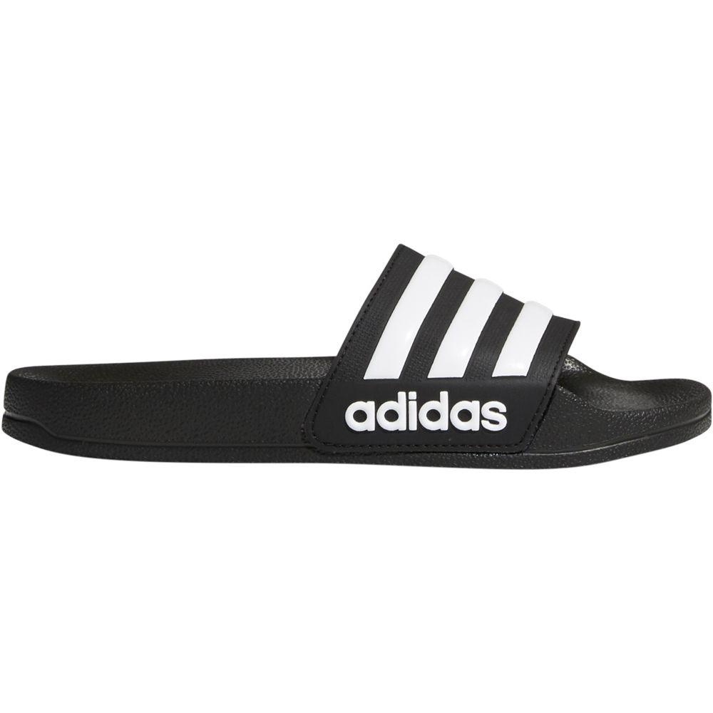 adidas Adilette Shower Slides Kids core black footwear white