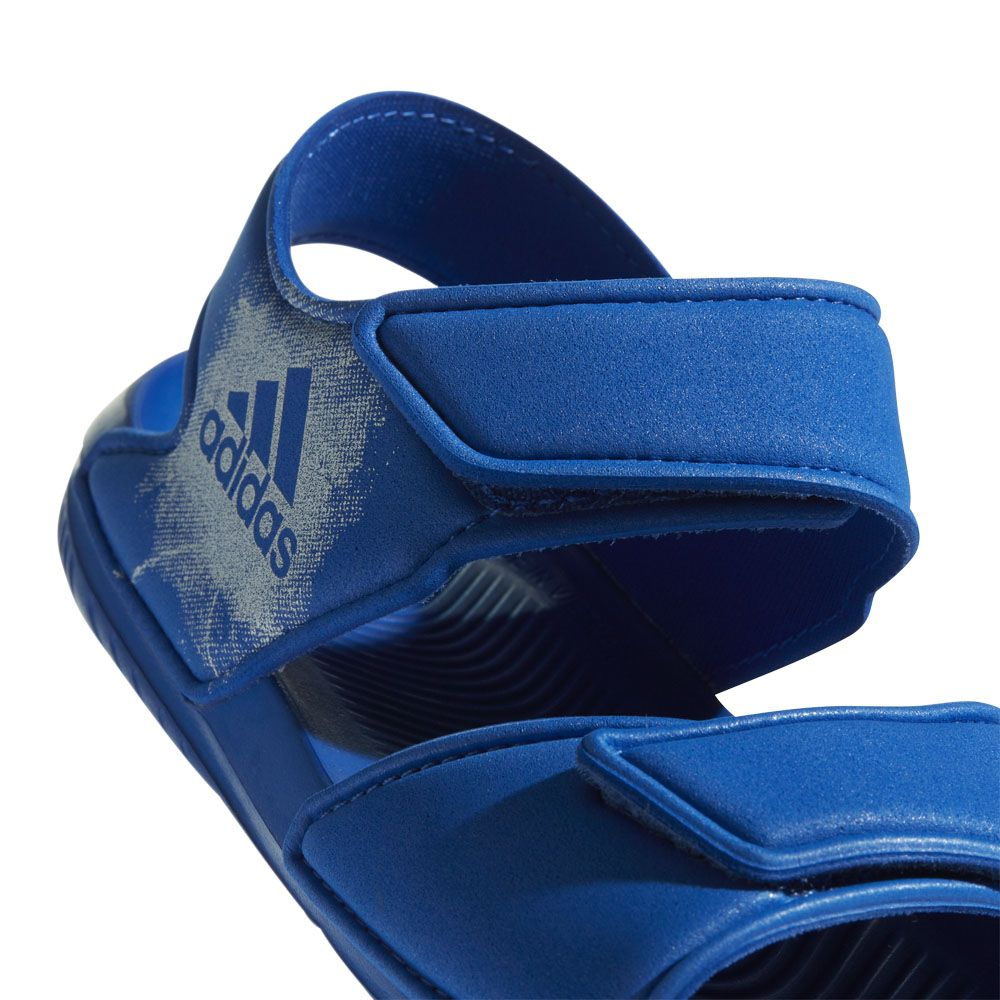 adidas AltaSwim Sandals Kids blue footwear white