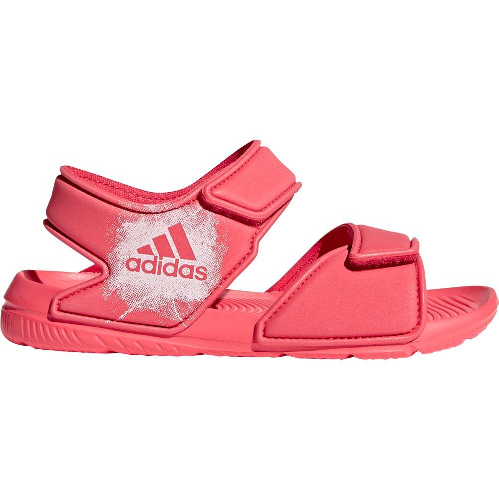 100% authentic lowest price big sale adidas - AltaSwim Sandalen Kinder core pink footwear white