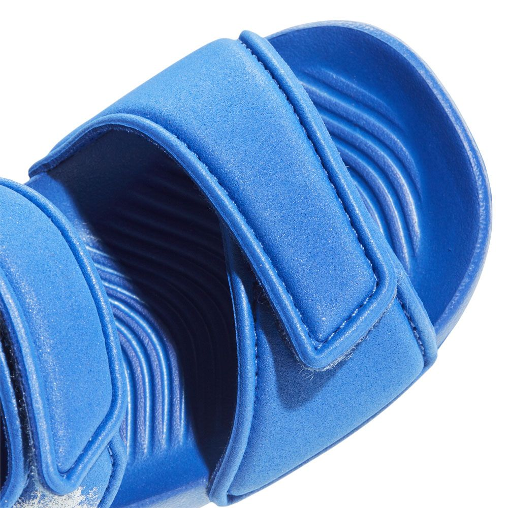 adidas AltaSwim Sandals Kids blue footwear white at Sport