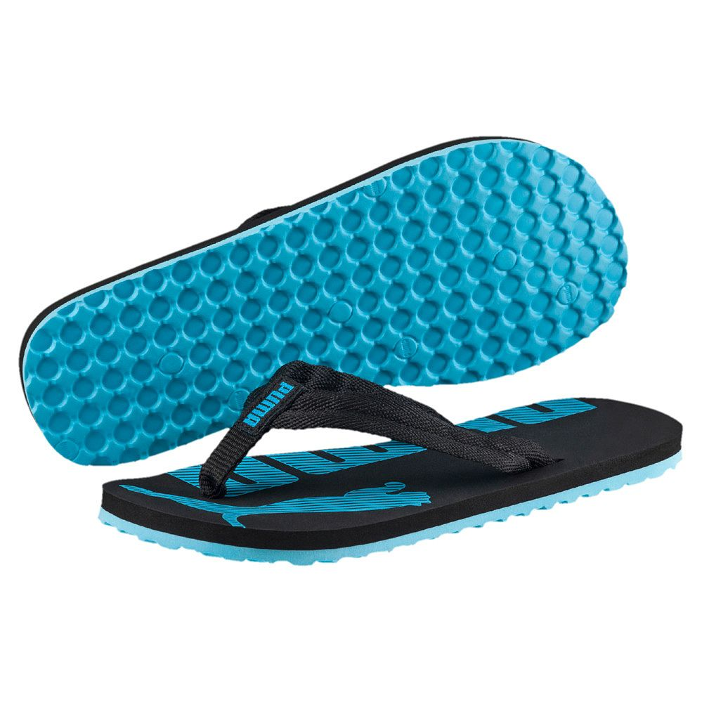 Puma - Epic Flip v2 Jr. Flip Flops Kids black at Sport Bittl Shop 122ce0b21