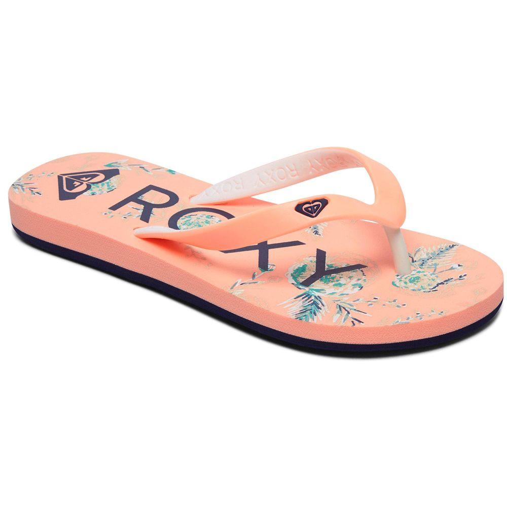 Roxy - Tahiti Flip Flops Girls peach
